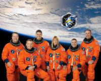 STS-130 Official NASA Crew Portrait